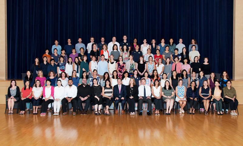 2016-2017 KJS Staff Photo